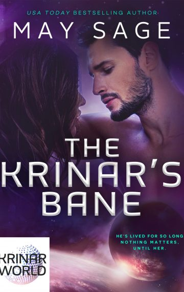 The Krinar's Bane by May Sage