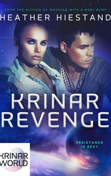 Krinar Revenge by Heather Hiestand