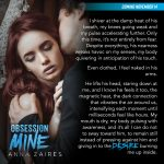 Obsession Mine Teaser #2