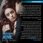 Obsession Mine Teaser #2
