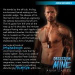 Obsession Mine Teaser #3