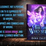 The Girl Who Sees now available for pre-order!