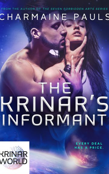 The Krinar's Informant by Charmaine Pauls