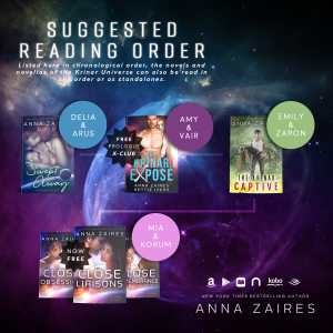 picture relating to Who Was Book Series Printable List named Printable Ebook Listing - Anna Zaires