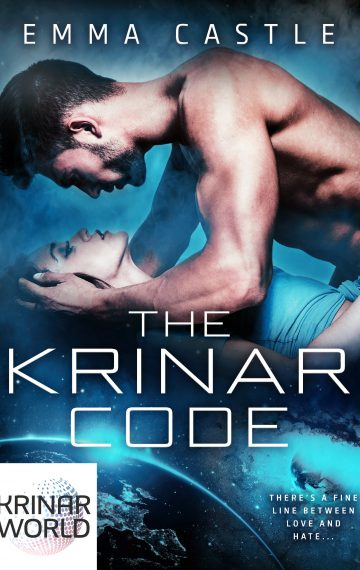 The Krinar Code by Emma Castle
